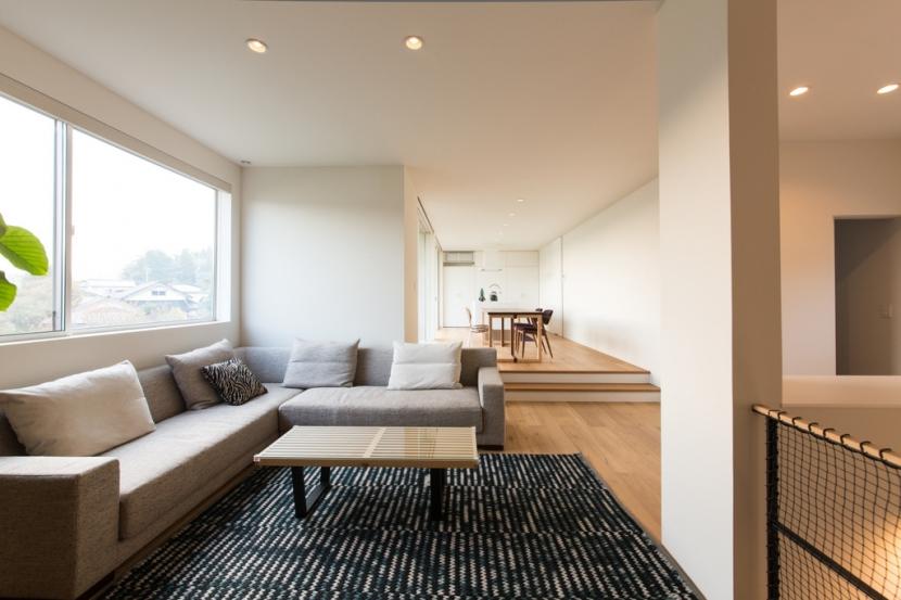 建築家:熊谷 猛「里山を望む家」