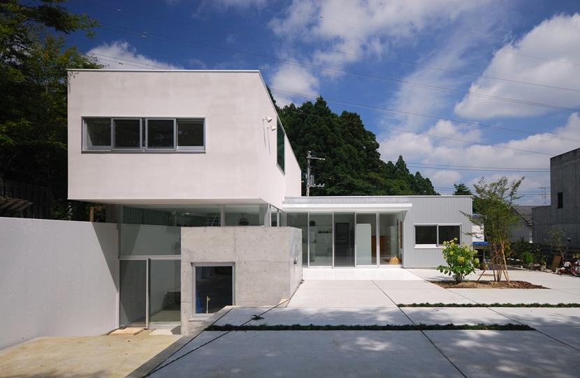 菅野邸の写真 外観全景