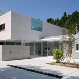 菅野邸 (外観全景)