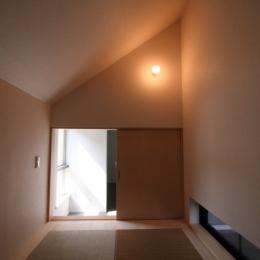 オウチ02・鳥取の家 (和室)