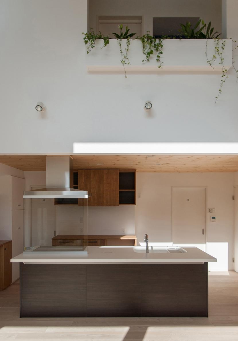 明石台の家 (キッチン)