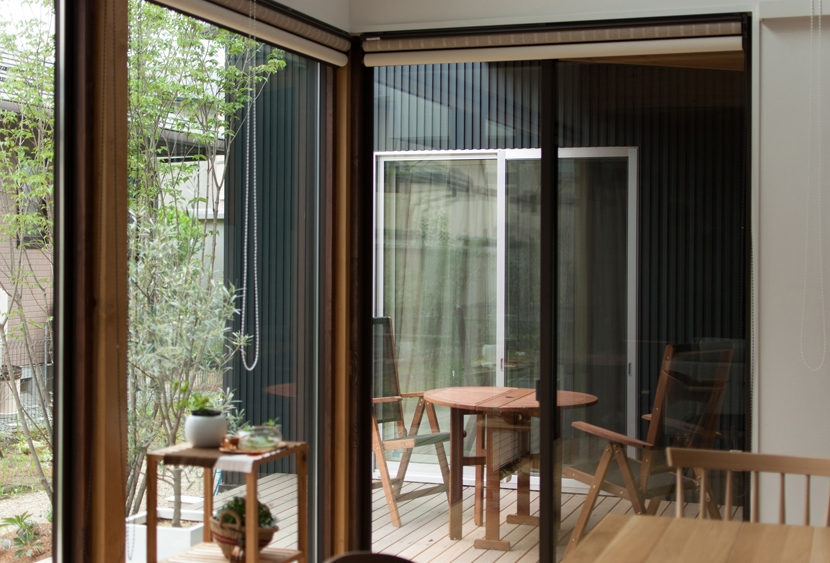 建築家:岸上 昌史「明石台の家」