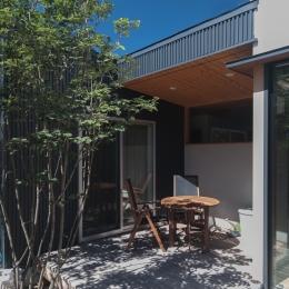 明石台の家 (木漏れ日テラス)