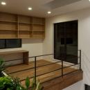 岸上 昌史の住宅事例「明石台の家」