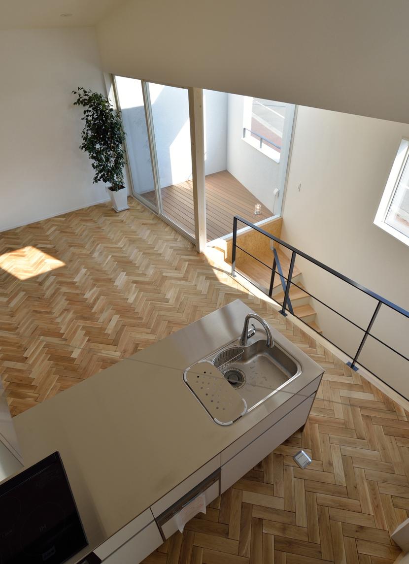 富沢の家の部屋 LDK