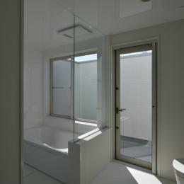 富沢の家 (浴室)