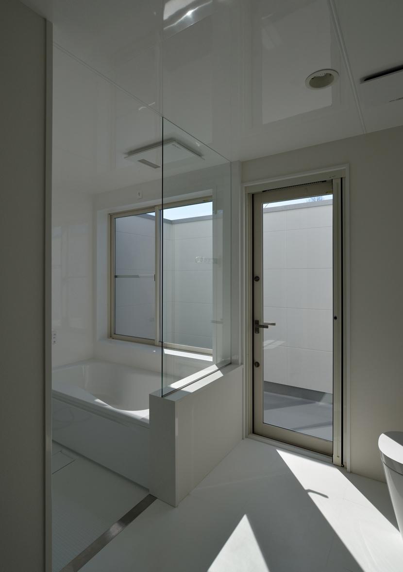 富沢の家の部屋 浴室