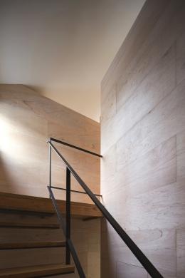 上大野の家 (階段)