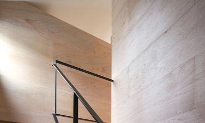 階段|上大野の家