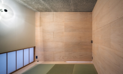 和室|上大野の家