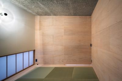 上大野の家 (和室)