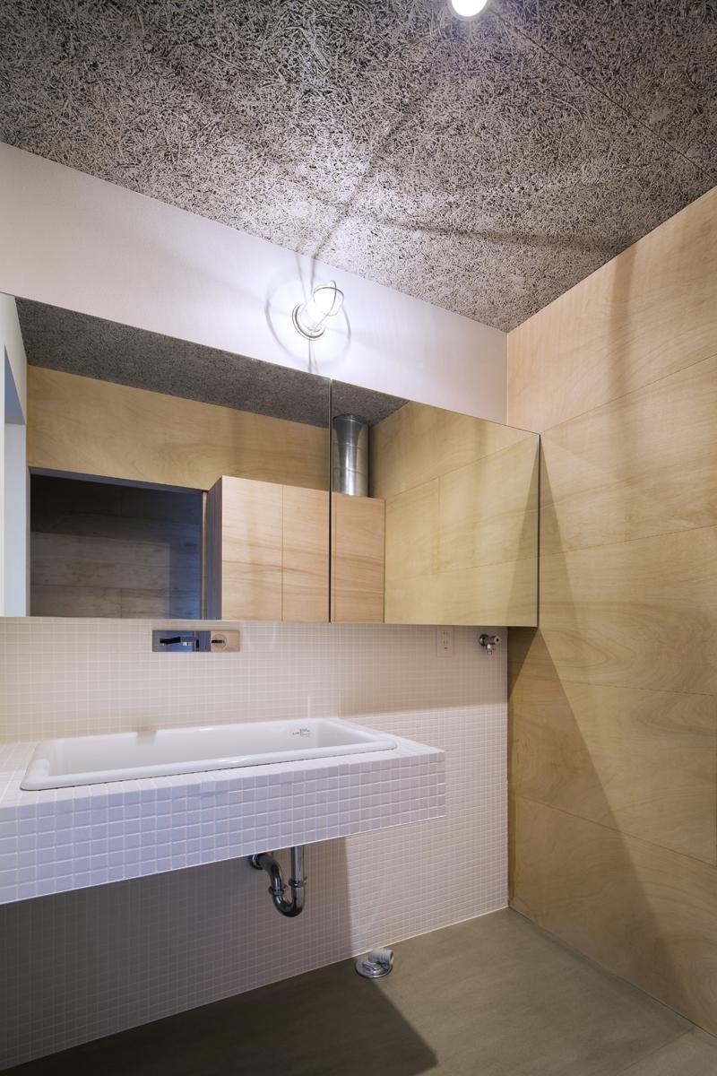 上大野の家の部屋 洗面・脱衣室