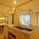 熊谷 猛の住宅事例「永久町の家」