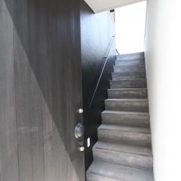 鳥取のミニマルデザインの家 OUCHI-02