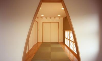和室02|常盤平の家