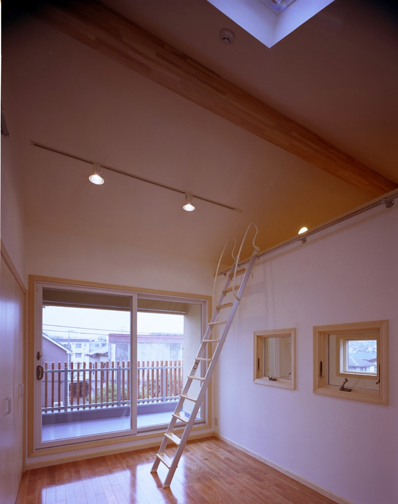 常盤平の家の部屋 子供室
