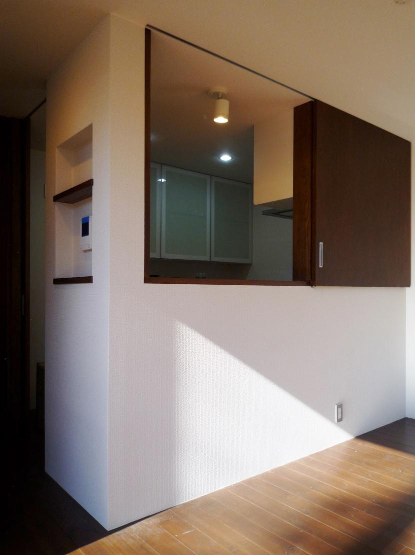 3530plusの部屋 キッチン