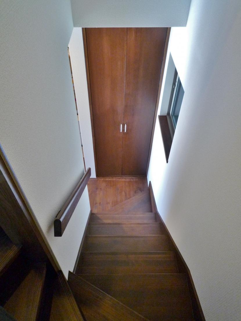 3530plusの部屋 階段室