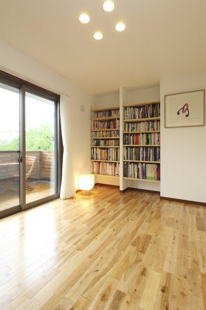 横浜市I邸:実家リノベで二世帯にの写真 フリースペース