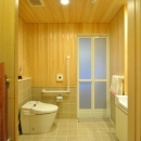 軽井沢の別荘の写真 トイレ