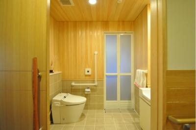 トイレ (軽井沢の別荘)