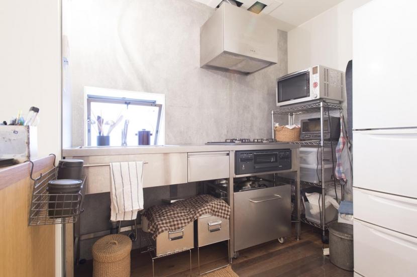 私たちのNESTの写真 キッチン