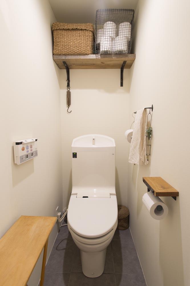 私たちのNESTの写真 トイレ