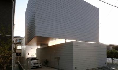 中野島の家 (外観2)