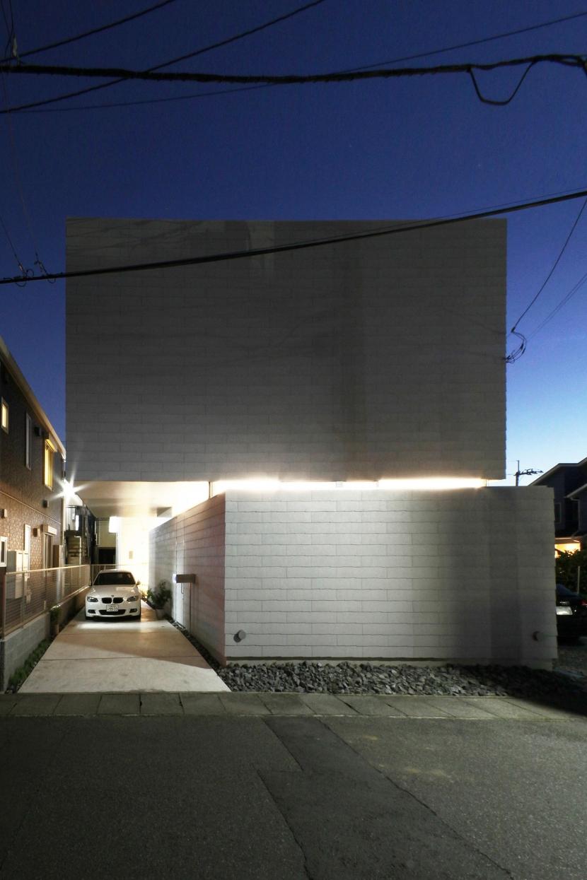 中野島の家 (外観3)