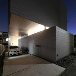 中野島の家 (外観4)