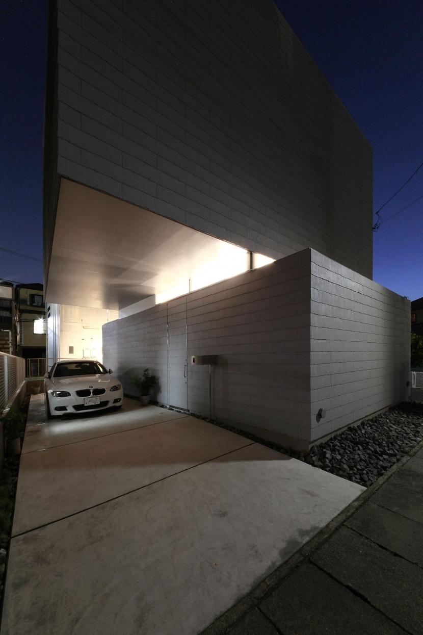 中野島の家の写真 外観4