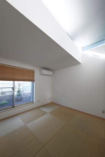 和室 (中野島の家)
