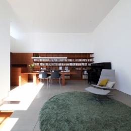 中野島の家 (リビングダイニングキッチン1)