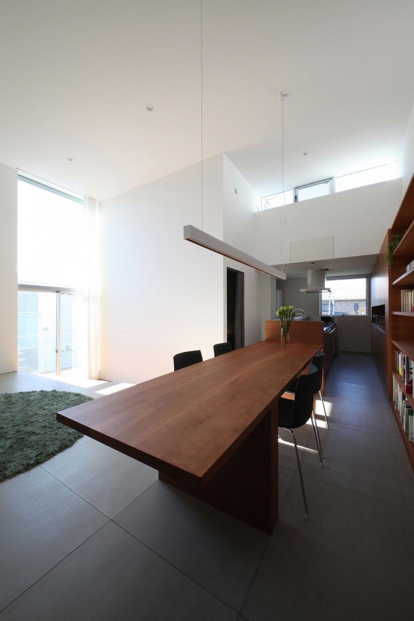 中野島の家 (リビングダイニングキッチン3)