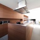 富永哲史の住宅事例「中野島の家」