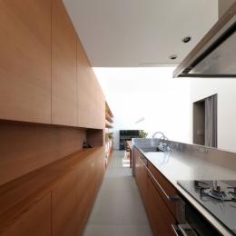 中野島の家 (キッチン2)