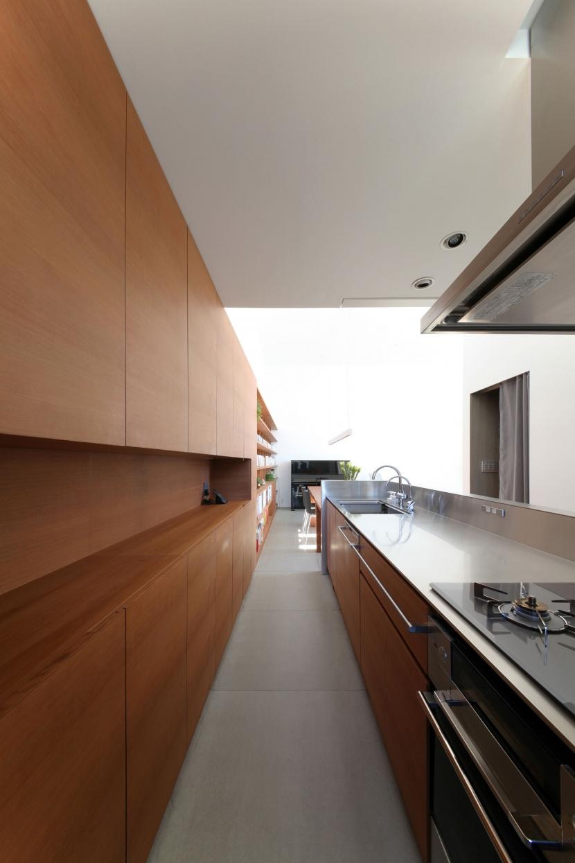 中野島の家の写真 キッチン2