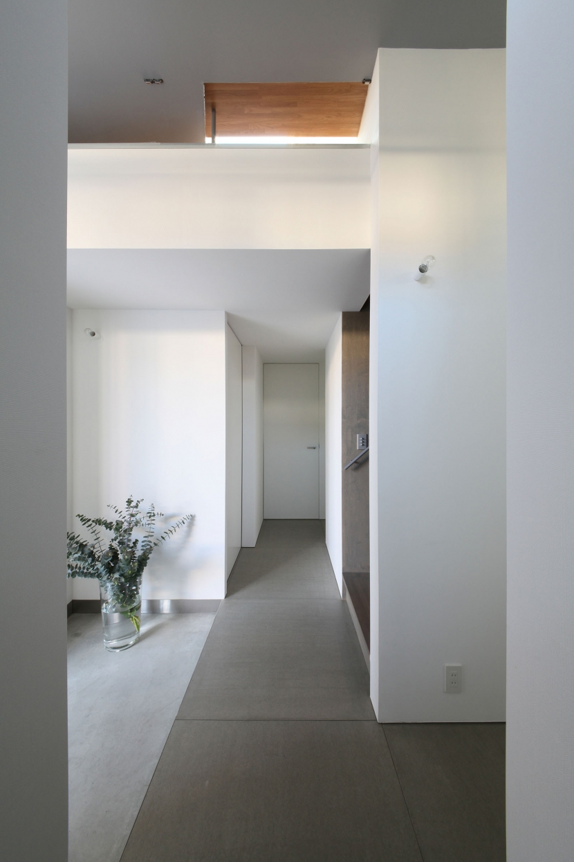 中野島の家の写真 玄関3