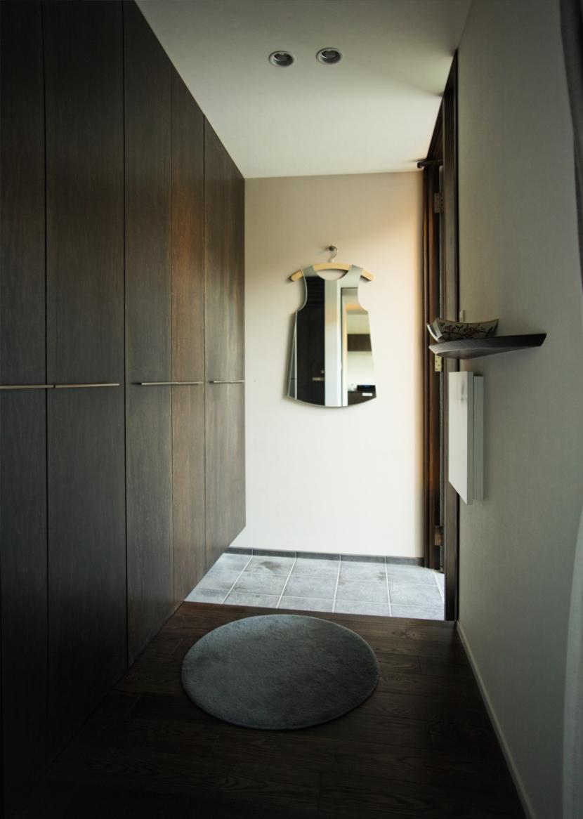 L-HOUSEの部屋 玄関