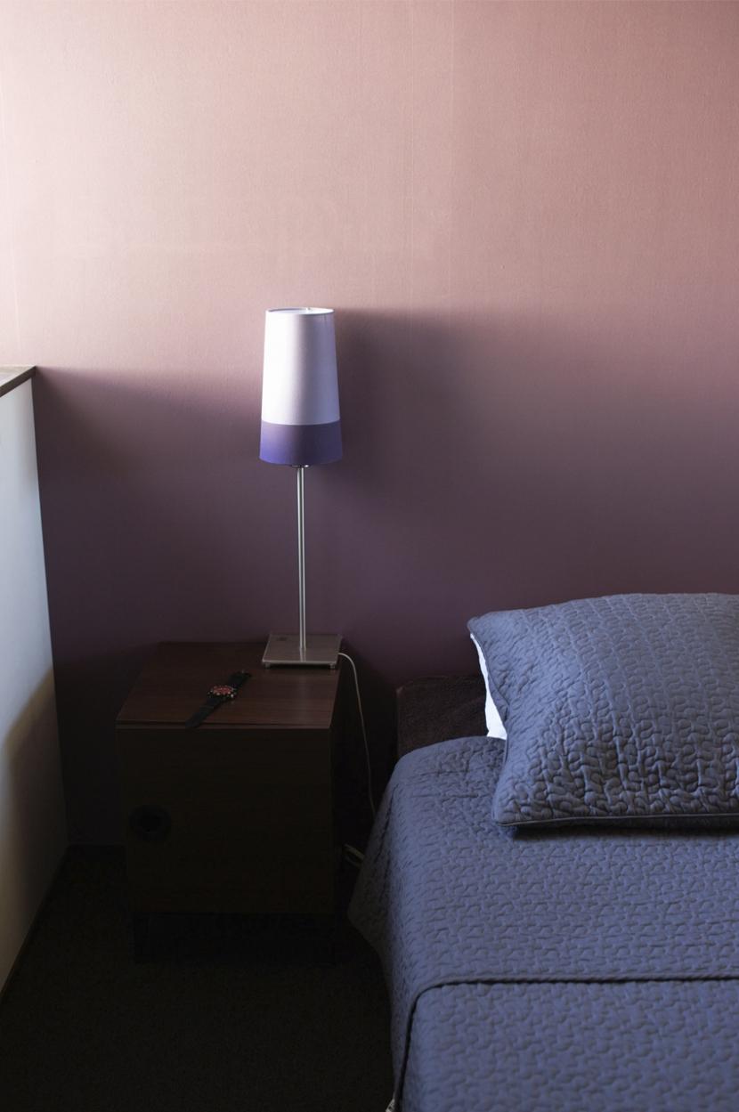 L-HOUSEの部屋 寝室