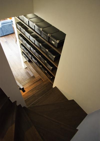 階段 (L-HOUSE)