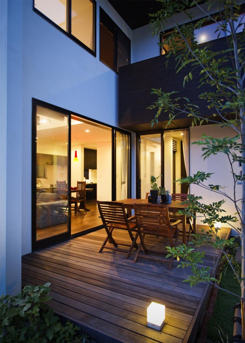 建築家:Akihiko Hirukawa「L-HOUSE」