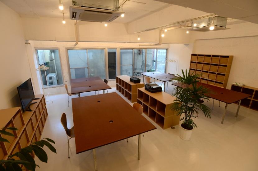 若竹ビル の シェアオフィス | coworking space in 5th Avenueの写真 オフィススペース
