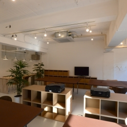 若竹ビル の シェアオフィス | coworking space in 5th Avenue (オフィススペース)