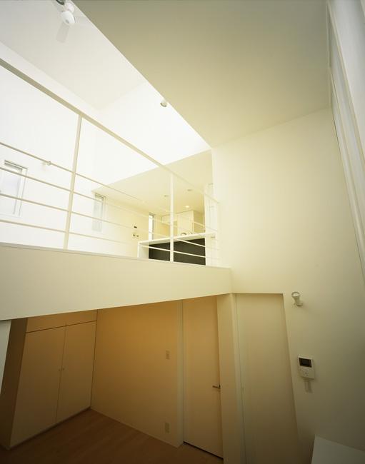 上石神井の家~囲まれた家の部屋 勉強コーナー2
