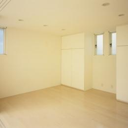 上石神井の家~囲まれた家 (子供室1)