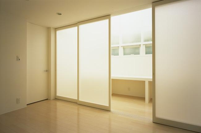 上石神井の家~囲まれた家の部屋 子供室2