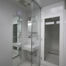 オウチ15・静岡の二世帯住宅の写真 親世帯洗面