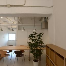 若竹ビル の シェアオフィス | coworking space in 5th Avenue (ミーティングスペース)