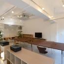 松田 周作の住宅事例「若竹ビル の シェアオフィス | coworking space in 5th Avenue」